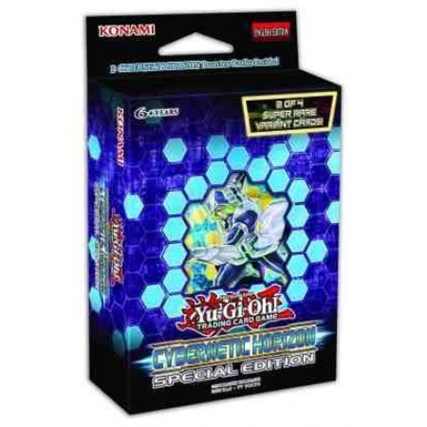 Yu-Gi-Oh! TCG Cybernetic Horizon Special Edition - Image 1