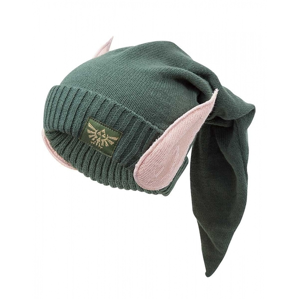 Nintendo Legend of Zelda Eleven Beanie Hat with Ears