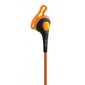 Ex-Display iLuv IEP414 Fit Active Sports Earphone for iPod - Orange Used - Like New
