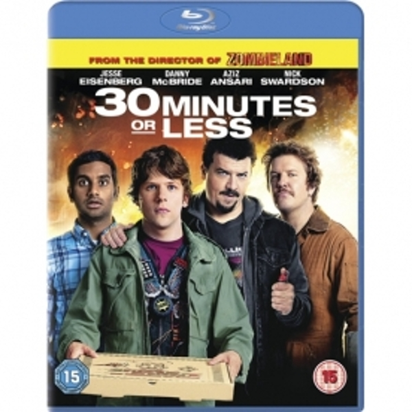 30 Minutes or Less Blu-ray - Image 1