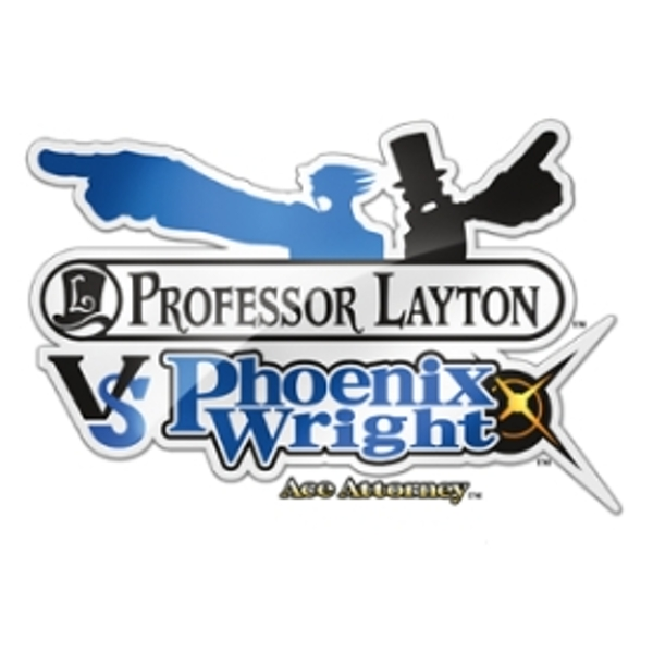 Ex-Display Professor Layton vs Phoenix Wright Ace Attorney Game 3DS Used - Like New - Image 2