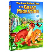 The Land Before Time The Great Migration DVD