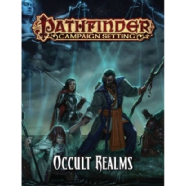 Pathfinder Campaign Setting Occult Realms