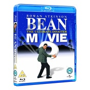 Mr Bean The Ultimate Disaster Movie Blu-ray