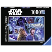 Ravensburger Star Wars Collection 2 II 1000 Piece Jigsaw Puzzle
