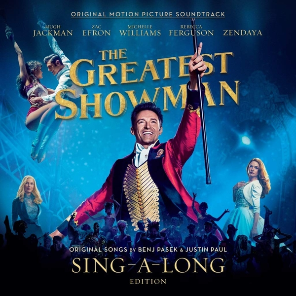 The Greatest Showman: Soundtrack - Sing-a-Long Edition CD