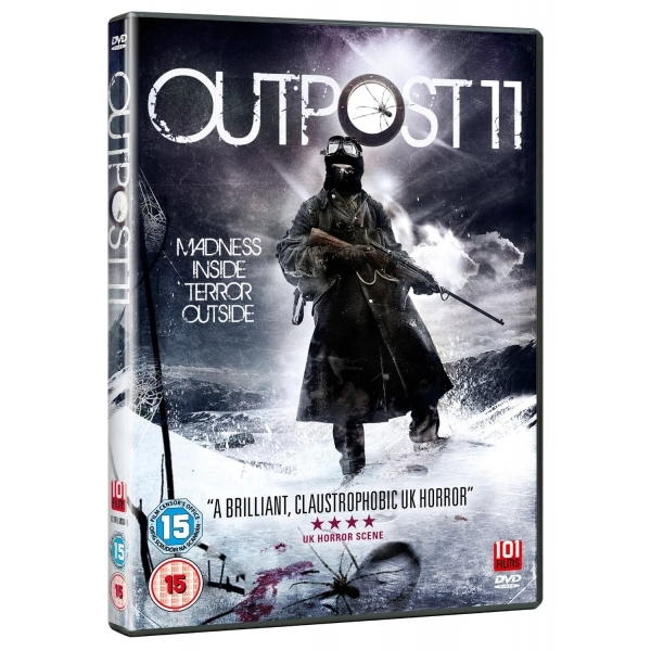 Outpost 11 DVD