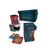 Harry Potter - House Crests 2018 Drinkware Gift Set