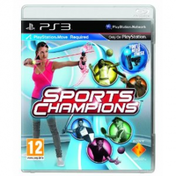 Playstation Move Sports Champions PROMO Game PS3