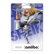 Sheik Amiibo (Super Smash Bros) for Nintendo Wii U & 3DS (US Version)