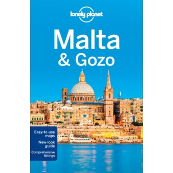 Lonely Planet Malta & Gozo by Lonely Planet, Abigail Blasi (Paperback, 2016)