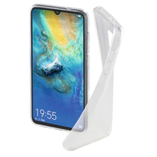 "Hama""Crystal Clear"" Protective Case for Huawei Mate 20 X, Transparent"