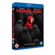 Homeland - Season 4 Blu-ray