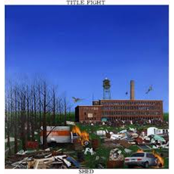 Title Fight – Shed Vinyl
