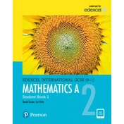 Edexcel International GCSE (9-1) Mathematics A Student Book 2: print and ebook bundle by I. A. Potts, D. A. Turner (Mixed media product, 2017)