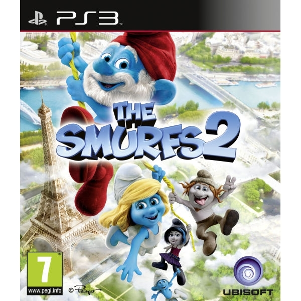 The Smurfs 2 Game PS3