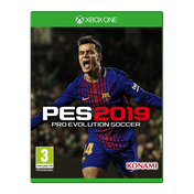 Pro Evolution Soccer 2019 Xbox One Game