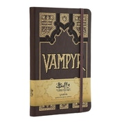 Vampyr (Buffy) Hardcover Ruled Journal