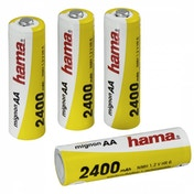 Ready4Power NiMH Rechargeable Batteries 4x AA (Mignon - HR 6) 2400 mAh