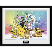 Pokemon Eevee Collector Print