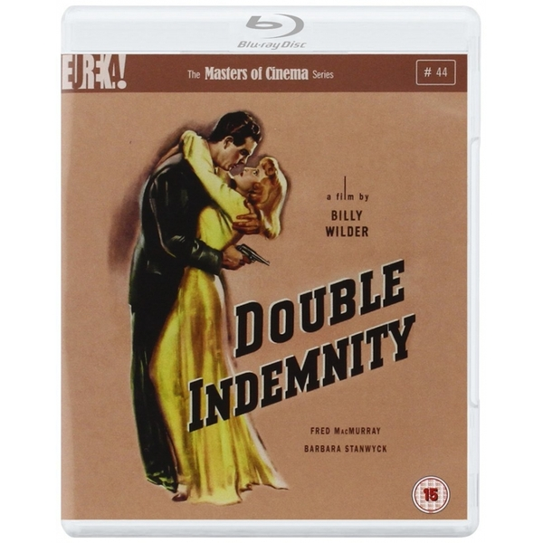 Double Indemnity - Masters of Cinema Blu-ray