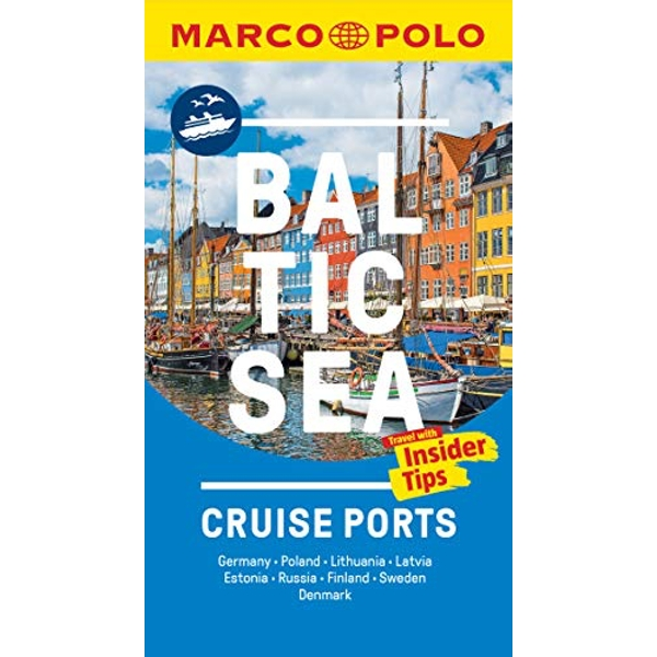 Baltic Sea Cruise Ports Marco Polo Pocket Guide - with pull out maps  Paperback / softback 2020