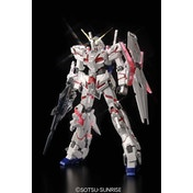 Gundam Unicorn Titanium Ver Ka 1/100  Model Kit