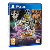 Saint Seiya Soldiers Soul Knights of the Zodiac PS4 Game