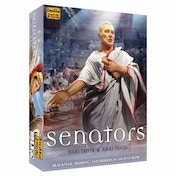 Senators - English 2nd Edition (2019) Board Game