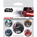 Star Wars - Dark Side Badge Pack - Image 2