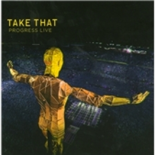 Take That Progress Live CD