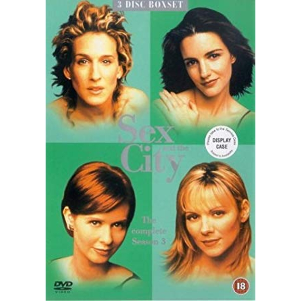 Sex and the City: Series 3 DVD