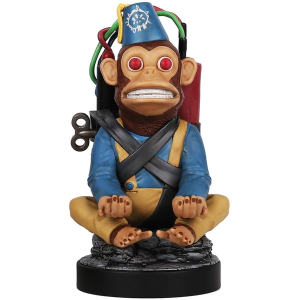 Monkey Bomb (Call of Duty) Controller / Phone Holder Cable Guy