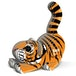 EUGY Tiger 3D Craft Kit - Image 2