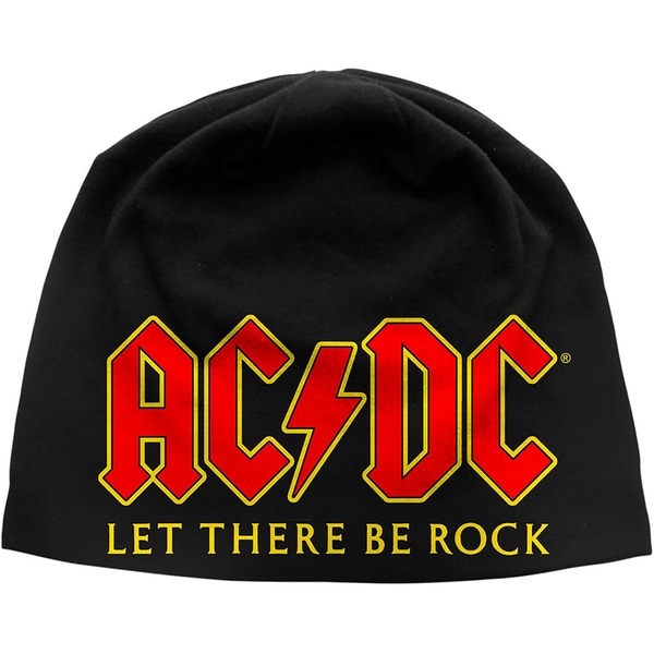 AC/DC - Let There Be Rock Beanie Hat