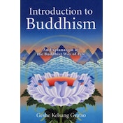 Introduction to Buddhism: An Explanation of the Buddhist Way of Life by Geshe Kelsang Gyatso (Paperback, 2001)