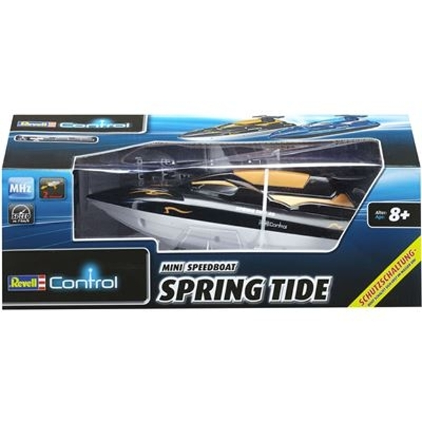 Spring Tide Mini Speedboat Revell Remote Control