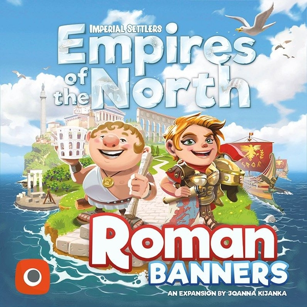 Roman Banners: Empires of the North Expansion