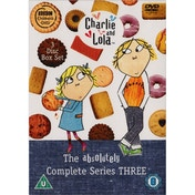 Charlie And Lola The Absolutely Complete Series 3 Box Set Dvd Shop4jp Com