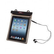 Proper 10 Inch Tablets Waterproof Case and Earphones