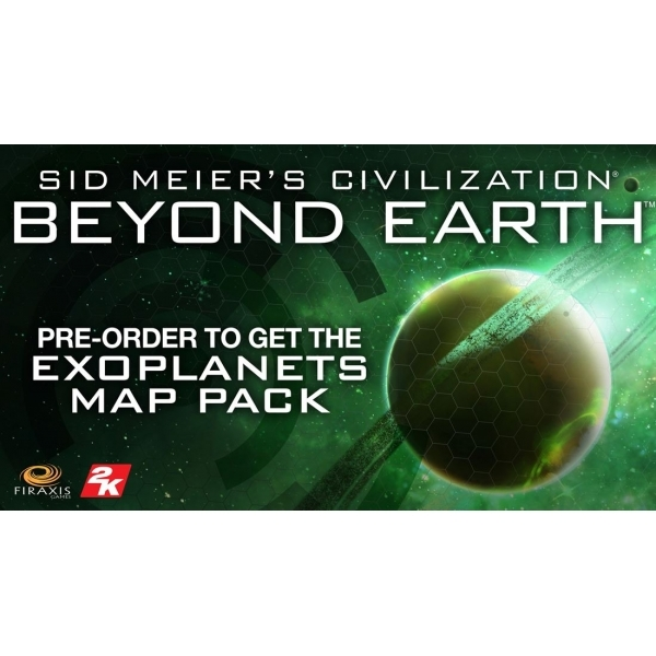 Sid Meier's Civilization Beyond Earth (with Exoplanets Map Pack DLC) PC CD Key Download for Steam - Image 2