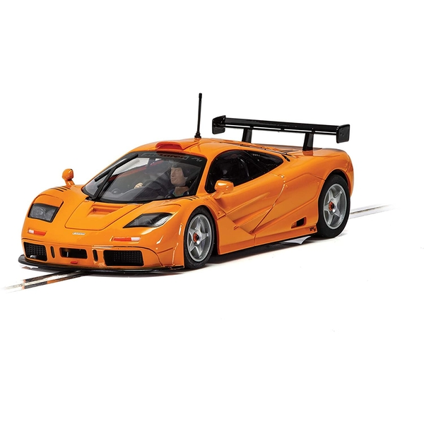 McLaren F1 GTR Papaya Orange 1:32 Scalextric Car