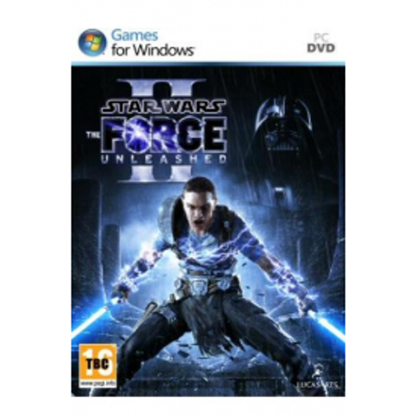 Star Wars The Force Unleashed II 2 Game PC
