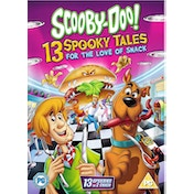 Scooby-Doo: 13 Spooky Tales - Holiday Chills And Thrills DVD