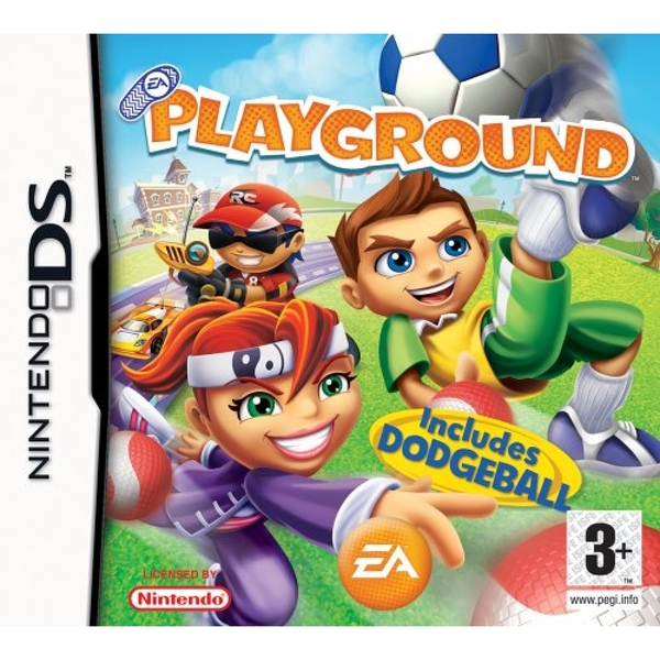EA Playground Game DS
