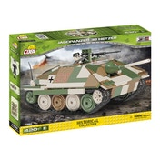 Cobi Small Army World War II Jagdpanzer 38 (T) Hetzer - 420 Toy Building Bricks