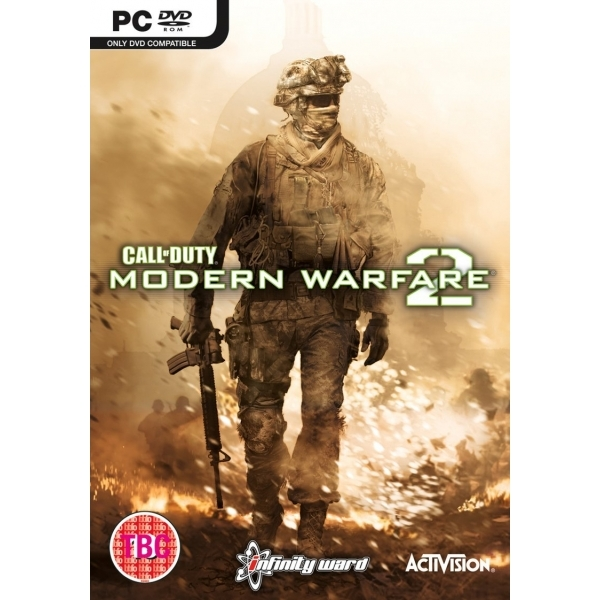 Call Of Duty 6 Modern Warfare 2 Game PC - Image 1