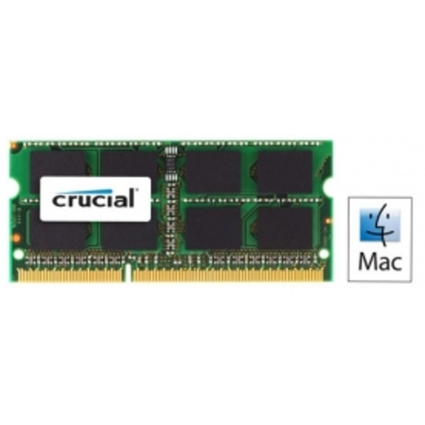 Crucial CT4G3S160BMCEU 4GB DDR3 PC3-12800 Unbuffered NON-ECC 1.35V