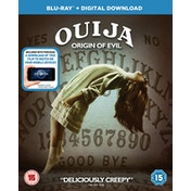Ouija Origin of Evil Region Blu-ray DVD