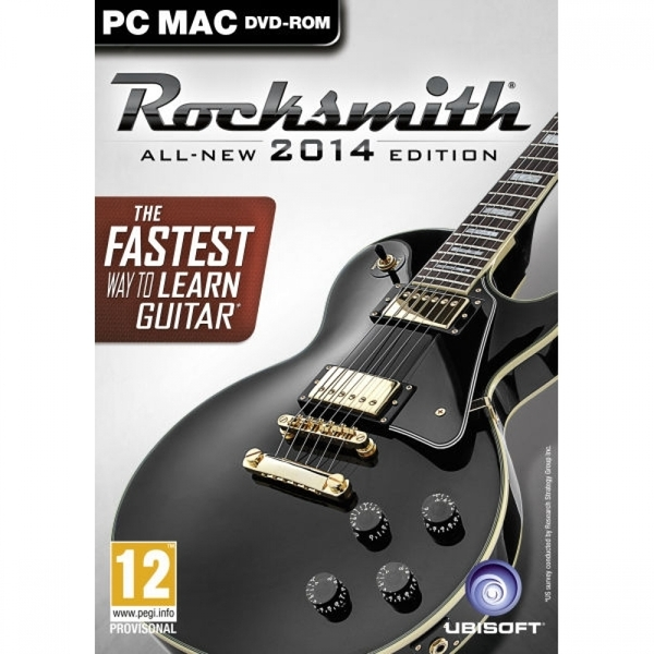(Damaged Packaging) Rocksmith 2014 Solus Game PC